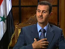 assad denies